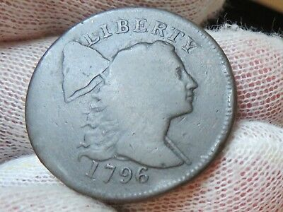 1796 Liberty Cap U.S. Large Cent