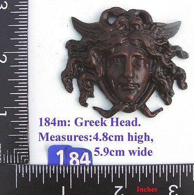 "184M ""Medusa Head"" clock case / furniture DIY"