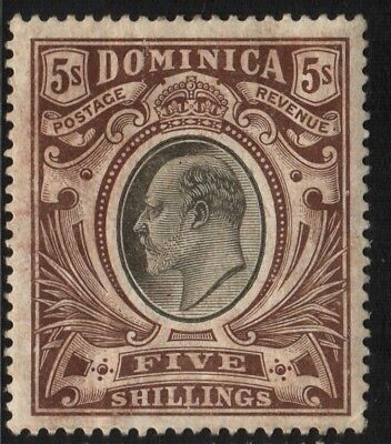 ~ Dominica, Mint #49, Og Hr, Great Centering