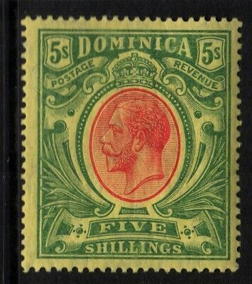 ~ Dominica, Mint, #54, Og Vlh, Great Centering