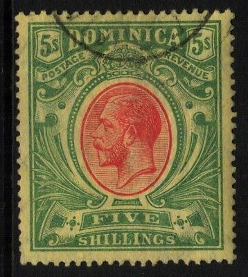 ~ Dominica, Used #54, Great Centering