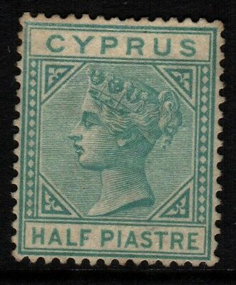 ~ Cyprus, Mint, #11, Ng, Blue, Great Centering