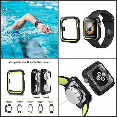 Apple Watch& Nike+ Case42mm Shock&Shatter-proof, Protective iwatch,Series1&2 NEW