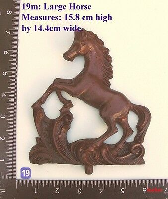 "TITLE: 19M ""Medium Horse"" clock case / furniture DIY"