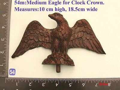 "54M ""Medium Eagle"" clock case / furniture DIY"