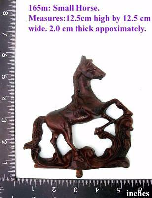 "TITLE: 165M ""Small Horse"" clock case / furniture DIY"