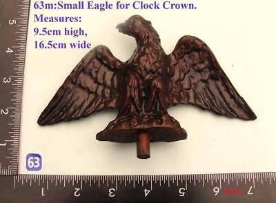 "TITLE: 63M ""Medium Eagle"" clock case / furniture DIY"
