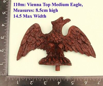 "110M ""Medium Eagle"" clock case / furniture DIY"