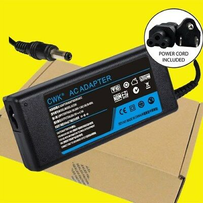 AC Adapter Charger Cord for Toshiba Satellite A505 PA3715U-1ACA 19V 3.95A Laptop