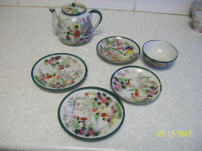 chinese teapot dont know how old came out nan loft     99p start no reserve