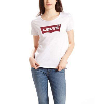 17369-0053_Camiseta Levis – The Perfect Large Batwing blanco_2017_Mujer_Algodón_