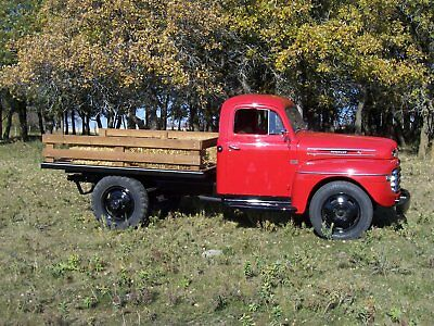 Mercury: Other 1948 Mercury 1 ton truck