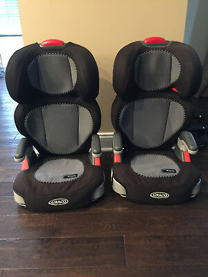 Graco Pedic Memory Foam Highback Turbo Booster Car Seat
