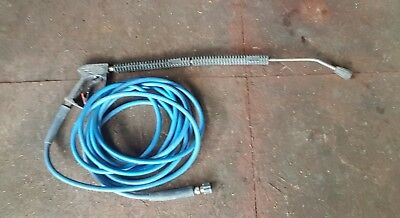 pressure washer heavy duty lance with 10m hose