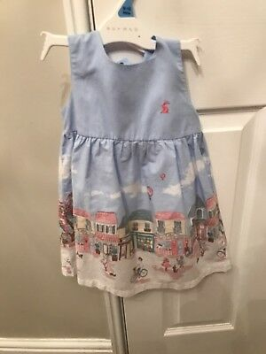 Joules Baby Girl Dress 18-24 Months