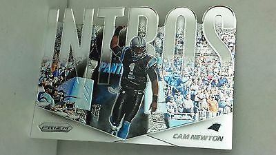 2014 Panini Prizm Intros #I8 CAM NEWTON (Panthers)