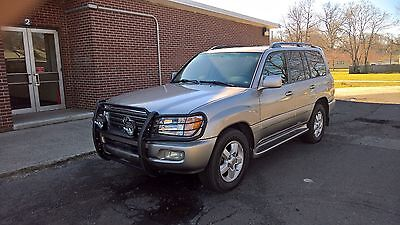2005 Toyota Land Cruiser 100 series Fully Loaded, Maintenance Records, CLEAN! 2005 Toyota Land Cruiser,100,Meticulous exterior, interior,maintenance records!