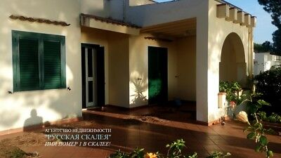 Seaside property real estate in Italy for sale. 3 bed villa near the beach.