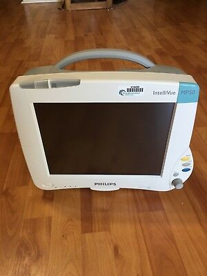 Philips IntelliVue MP50 Patient Monitor M8004A