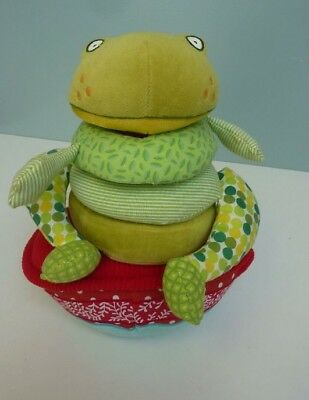 baby stacking toys Frog