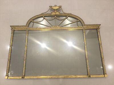 antique mirror in traditional classical style