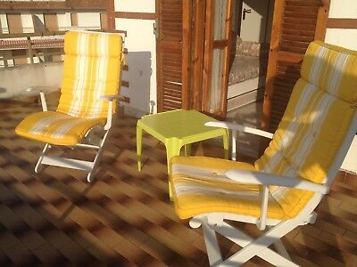 Seaside property real estate in Italy for sale. 1 bed apartment near the beach