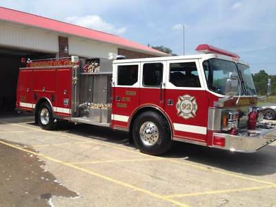 1991 Salisbury Pumper - Fire Engine