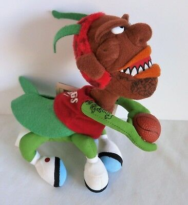1998 Infamous Meanies Dennis Rodmantis Plush Beanie New With Tags