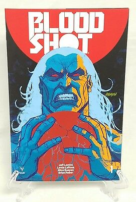 BloodShot Salvation #1 Icon Variant Dave Johnson Cover 1 in 50 Valiant Comic