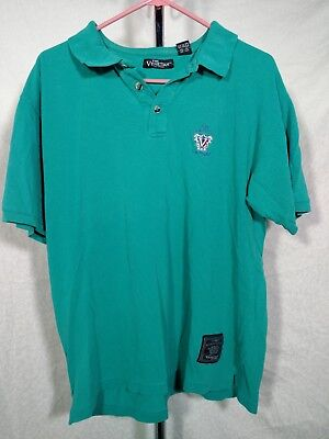 lb Vintage The Venetian Casino Las Vegas Mens XL 100% Cotton Polo Shirt