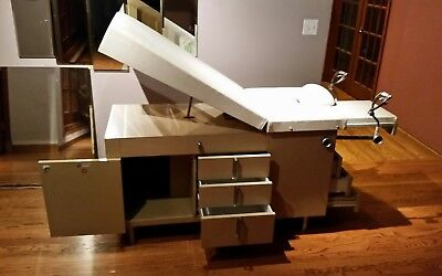Hamilton Medical Exam Table Patient Bed Fully Adjustable Midmark/Ritter Electric