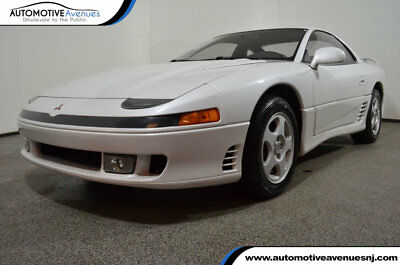 1992 Mitsubishi 3000GT 2dr Coupe SL 5-Speed ONLY 15,000 MILES! NO PAINT OR BODYWORK! ONE OF A KIND CARFAX CERTIFIED!