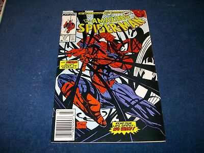 Amazing Spiderman No.317 1st print