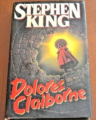 dolores claiborne essay Unlike most editing & proofreading services, we edit for everything: grammar, spelling, punctuation, idea flow, sentence structure, & more get started now.