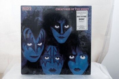 KISS - Creatures Of The Night - LP - Picture Disc