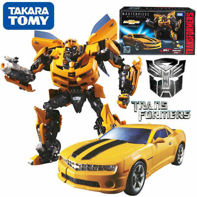 Transformers Masterpiece Mpm-3 Bumblebee Movie Series Takara Tomy Figure Toy