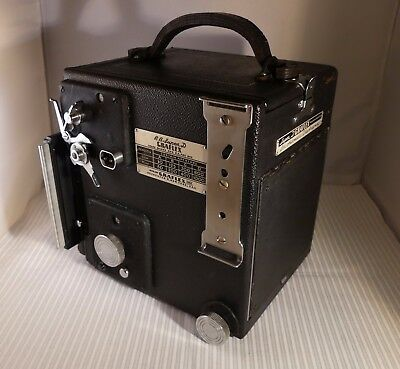 R.B. Super D Graflex 3-1/4 x 4-1/4 Mint Minus Nicest I have Seen Film Camera