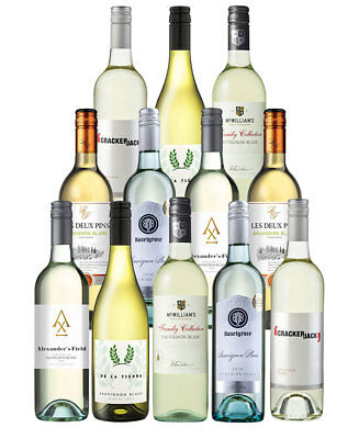 Bargain Sauv Blancs (12 Bottles)