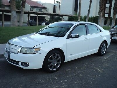 2007 Lincoln MKZ/Zephyr Deluxe 2007 Lincoln MKZ / Zepher Low Miles Runs Great Need's Body Work, Great Runner!