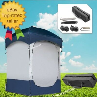 Portable Camping Shower Tent Privacy Screen Camp Toilet Outdoor Rain Cover