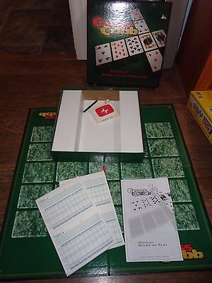 Cribbage - Cross Cribb Game 1996 - Complete & Good Cond.