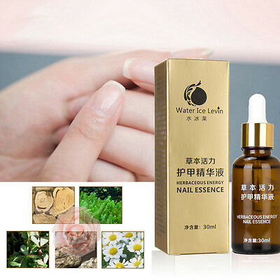 Herbal Essence Nail Care Treatment Essential Oil Onychomycosis Remove Serum Hot.
