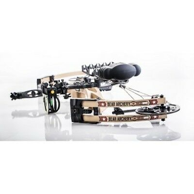 Bear BR33 RTH Limited Edition Compound Bow in Coyote Brown