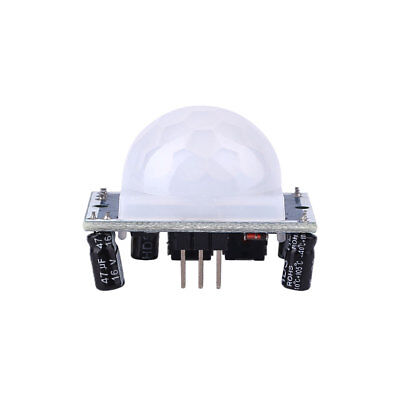 Adjustable IR Infrared Sensor Module Human Body Detector Module 4.5-20V