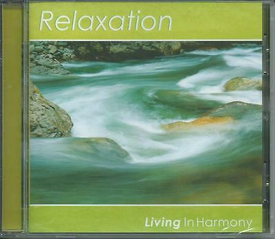 Living in Harmony: RELAXATION CD