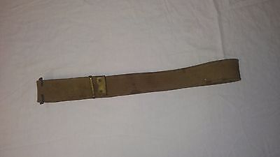 WW1 WWI Canadian British Webbing Pattern 16 Belt