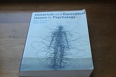 Historical and Conceptual Issues in Psychology by Marc Brysbaert /Kathy Rastle