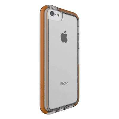 Tech21 Impact Frame Case for iPhone 5C - Clear/Orange
