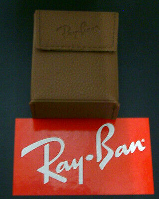 Case Ray Ban wayfarer Folding 4105 Brown