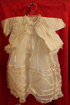 Little Folks Christening Outfit Set